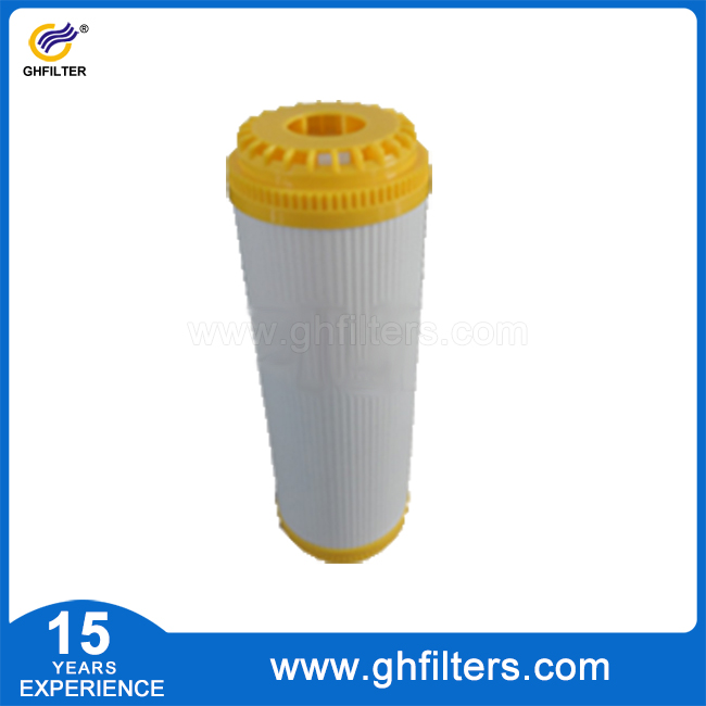 Water filter resin filter cartridges/water purifier